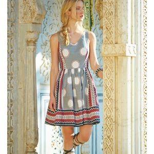 Anthropologie Maeve Moonsong Dress